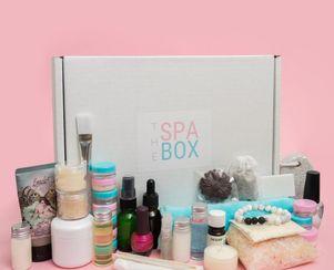 The Spa Day Box